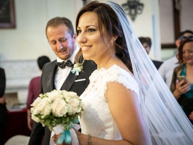 Il matrimonio di Giuliano e Michela a Santa Cesarea Terme, Lecce 45