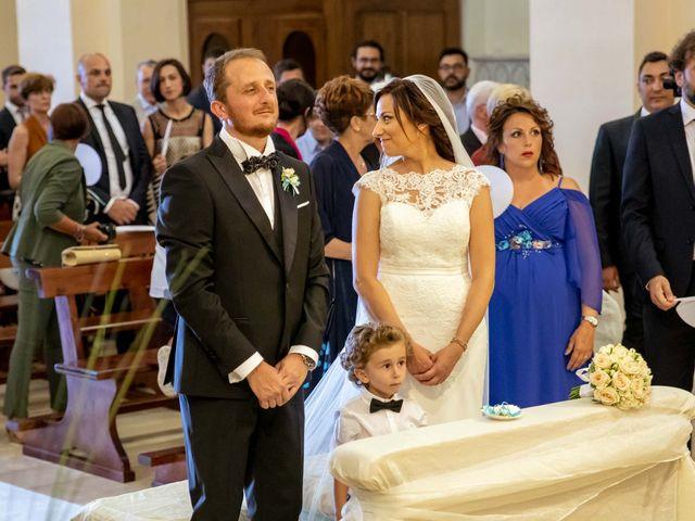Il matrimonio di Giuliano e Michela a Santa Cesarea Terme, Lecce 47