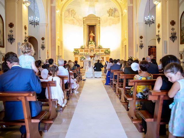Il matrimonio di Giuliano e Michela a Santa Cesarea Terme, Lecce 48