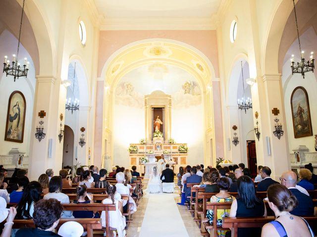 Il matrimonio di Giuliano e Michela a Santa Cesarea Terme, Lecce 49