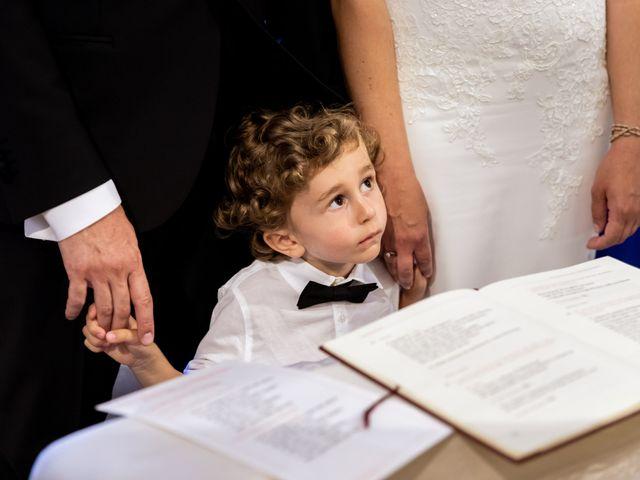 Il matrimonio di Giuliano e Michela a Santa Cesarea Terme, Lecce 50