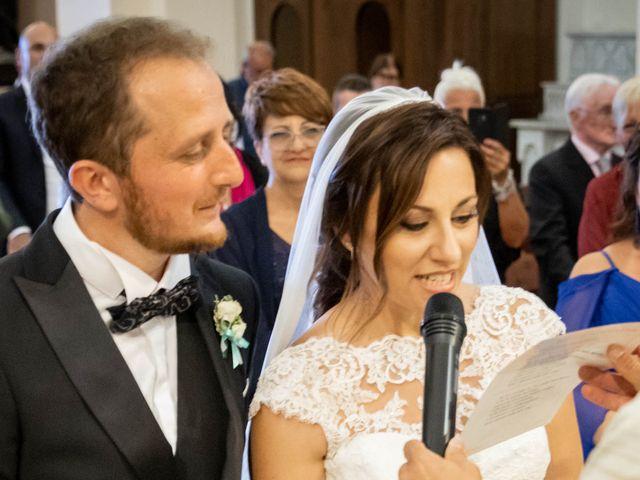 Il matrimonio di Giuliano e Michela a Santa Cesarea Terme, Lecce 51