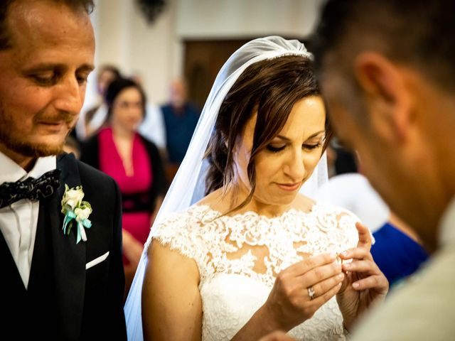 Il matrimonio di Giuliano e Michela a Santa Cesarea Terme, Lecce 52