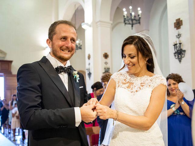 Il matrimonio di Giuliano e Michela a Santa Cesarea Terme, Lecce 53
