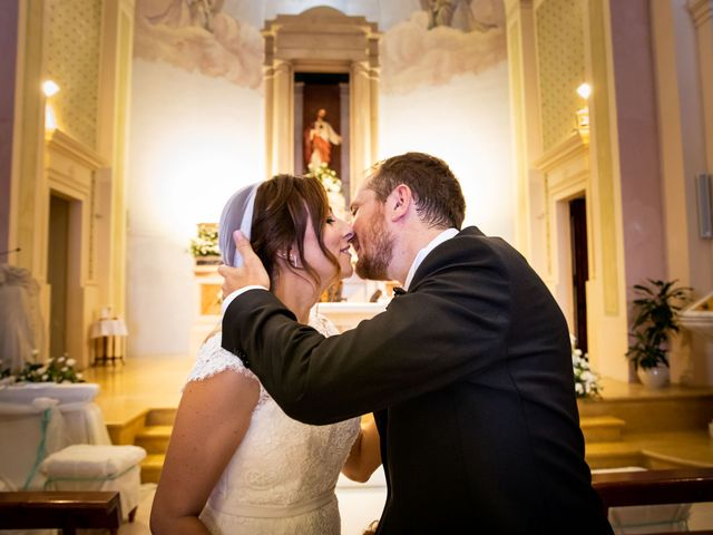 Il matrimonio di Giuliano e Michela a Santa Cesarea Terme, Lecce 55