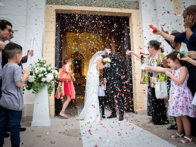 Il matrimonio di Giuliano e Michela a Santa Cesarea Terme, Lecce 57