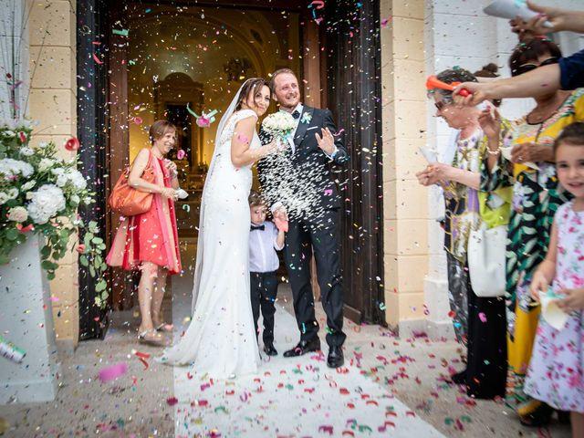 Il matrimonio di Giuliano e Michela a Santa Cesarea Terme, Lecce 58