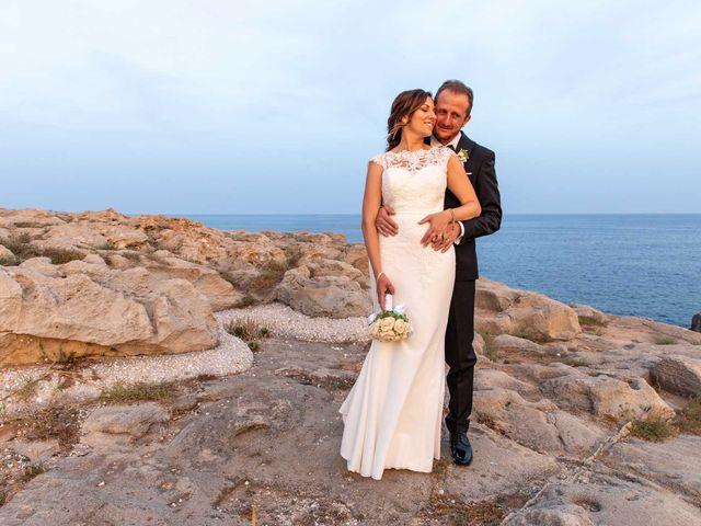 Il matrimonio di Giuliano e Michela a Santa Cesarea Terme, Lecce 64
