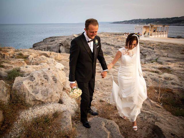 Il matrimonio di Giuliano e Michela a Santa Cesarea Terme, Lecce 69