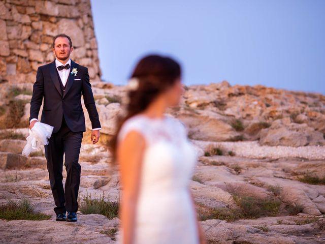 Il matrimonio di Giuliano e Michela a Santa Cesarea Terme, Lecce 75