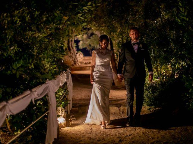 Il matrimonio di Giuliano e Michela a Santa Cesarea Terme, Lecce 80