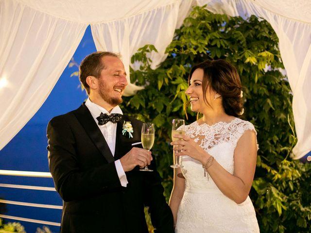 Il matrimonio di Giuliano e Michela a Santa Cesarea Terme, Lecce 1