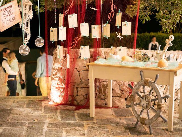 Il matrimonio di Giuliano e Michela a Santa Cesarea Terme, Lecce 82