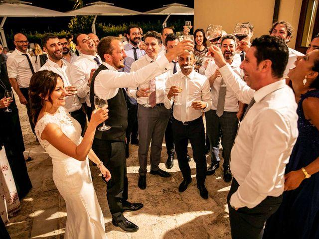 Il matrimonio di Giuliano e Michela a Santa Cesarea Terme, Lecce 86