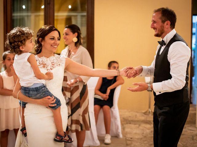 Il matrimonio di Giuliano e Michela a Santa Cesarea Terme, Lecce 100