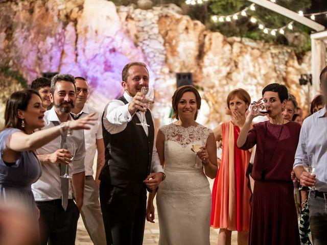 Il matrimonio di Giuliano e Michela a Santa Cesarea Terme, Lecce 103