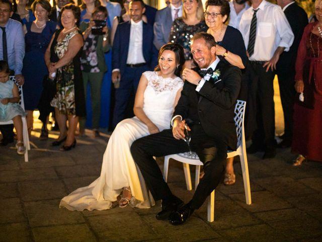 Il matrimonio di Giuliano e Michela a Santa Cesarea Terme, Lecce 105