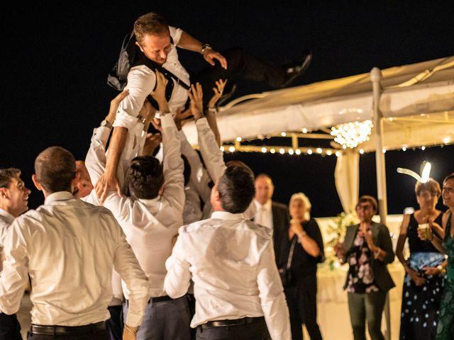 Il matrimonio di Giuliano e Michela a Santa Cesarea Terme, Lecce 107