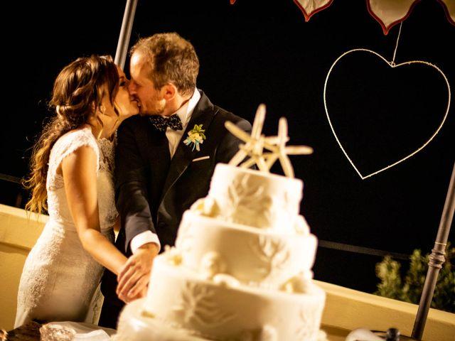 Il matrimonio di Giuliano e Michela a Santa Cesarea Terme, Lecce 114