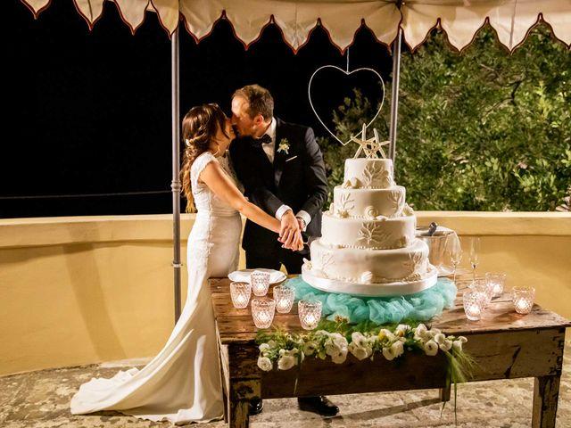 Il matrimonio di Giuliano e Michela a Santa Cesarea Terme, Lecce 115