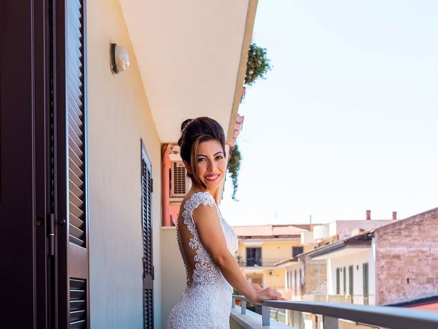 Il matrimonio di Emmanuele e Nina a Aversa, Caserta 13