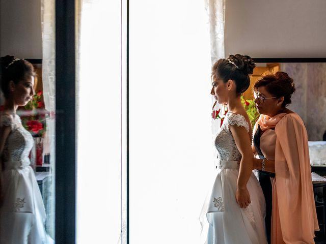 Il matrimonio di Emmanuele e Nina a Aversa, Caserta 15