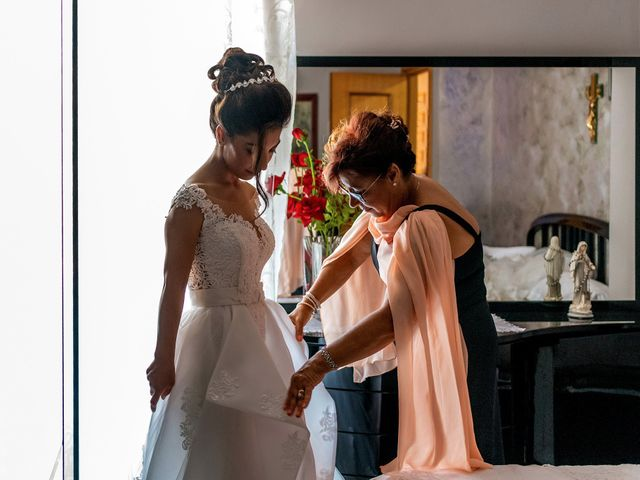 Il matrimonio di Emmanuele e Nina a Aversa, Caserta 16