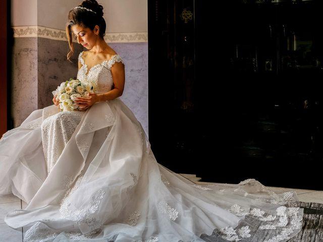 Il matrimonio di Emmanuele e Nina a Aversa, Caserta 35
