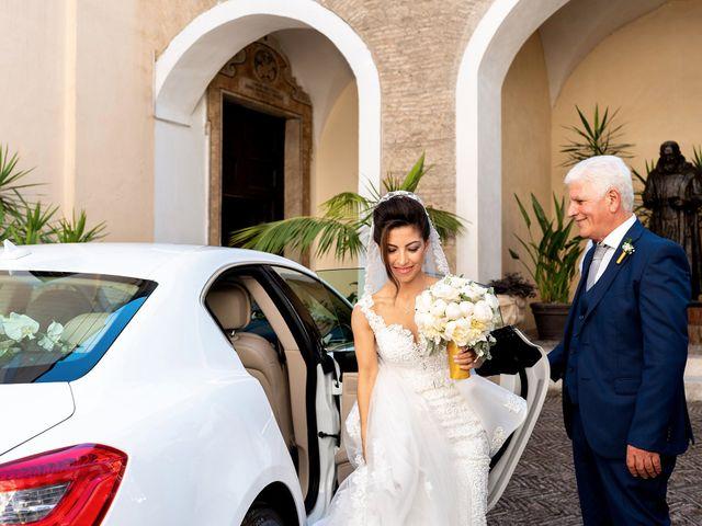 Il matrimonio di Emmanuele e Nina a Aversa, Caserta 43