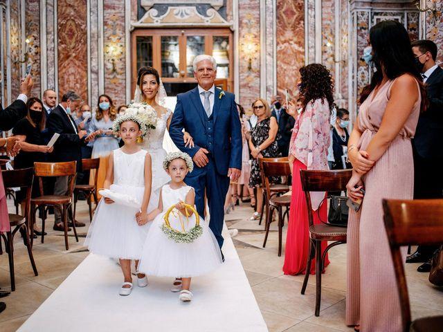 Il matrimonio di Emmanuele e Nina a Aversa, Caserta 45