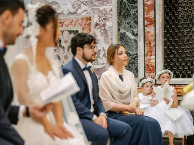Il matrimonio di Emmanuele e Nina a Aversa, Caserta 50
