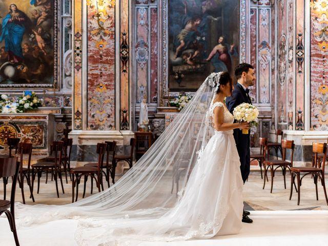 Il matrimonio di Emmanuele e Nina a Aversa, Caserta 52