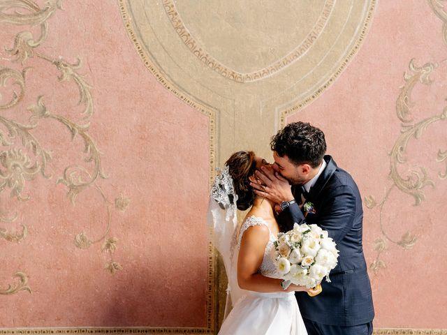 Il matrimonio di Emmanuele e Nina a Aversa, Caserta 55