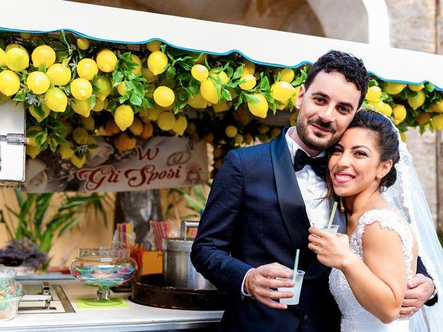 Il matrimonio di Emmanuele e Nina a Aversa, Caserta 56