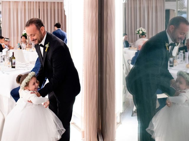 Il matrimonio di Emmanuele e Nina a Aversa, Caserta 82