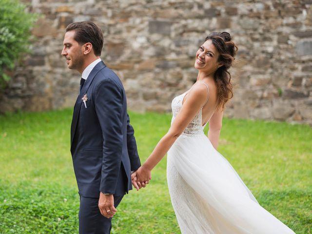 Le nozze di Rosalia e Luigi