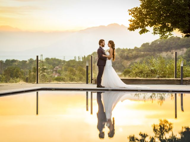 Il matrimonio di Desiree e Alberto a Viverone, Biella 1