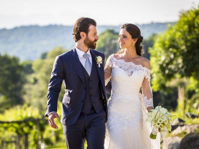 Il matrimonio di Desiree e Alberto a Viverone, Biella 2