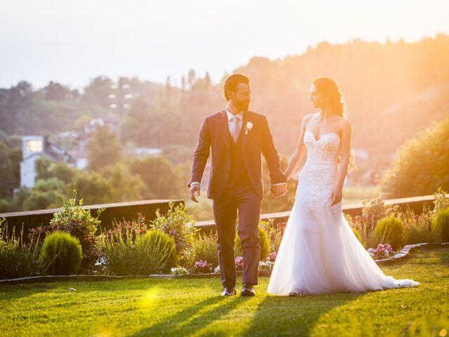 Il matrimonio di Desiree e Alberto a Viverone, Biella 4