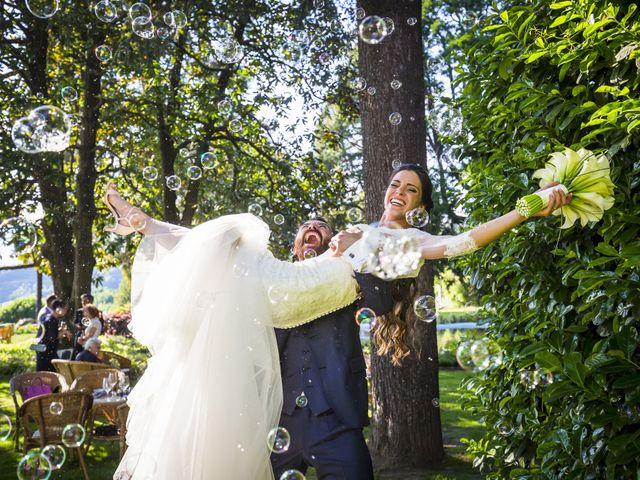 Il matrimonio di Desiree e Alberto a Viverone, Biella 5