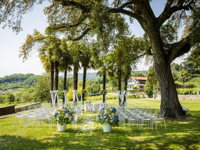 Il matrimonio di Desiree e Alberto a Viverone, Biella 13