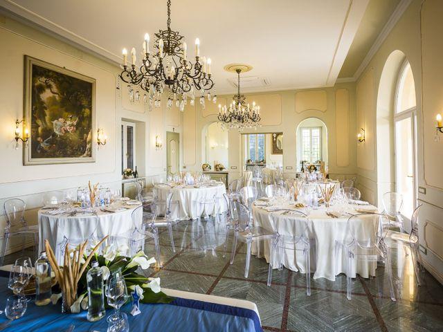 Il matrimonio di Desiree e Alberto a Viverone, Biella 15