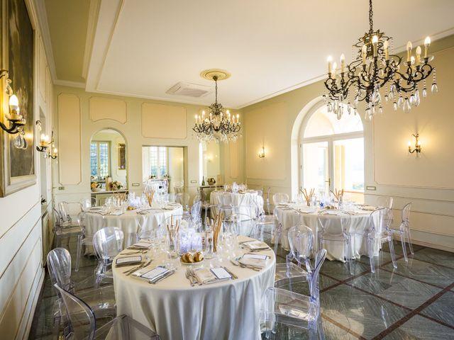 Il matrimonio di Desiree e Alberto a Viverone, Biella 16
