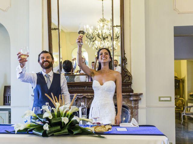 Il matrimonio di Desiree e Alberto a Viverone, Biella 17