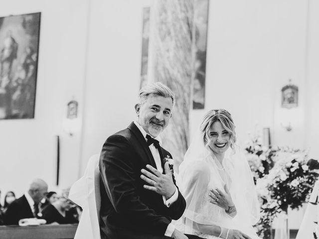 Il matrimonio di Massimiliano e Valeria a San Marzano di San Giuseppe, Taranto 45