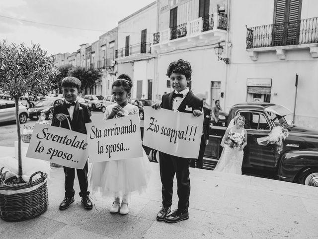 Il matrimonio di Massimiliano e Valeria a San Marzano di San Giuseppe, Taranto 48