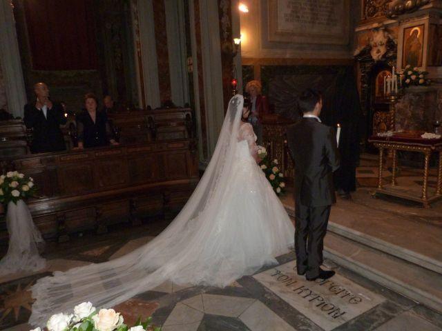 Il matrimonio di Patrizio e Irene a Grottaferrata, Roma 5
