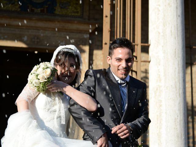 Il matrimonio di Patrizio e Irene a Grottaferrata, Roma 3