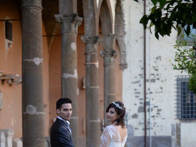 Il matrimonio di Patrizio e Irene a Grottaferrata, Roma 1