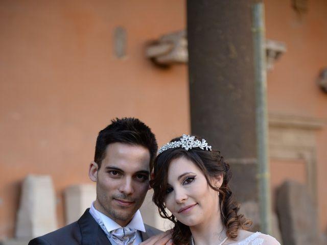 Il matrimonio di Patrizio e Irene a Grottaferrata, Roma 2